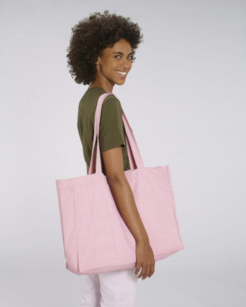 Shopping Bag Cotton Pink