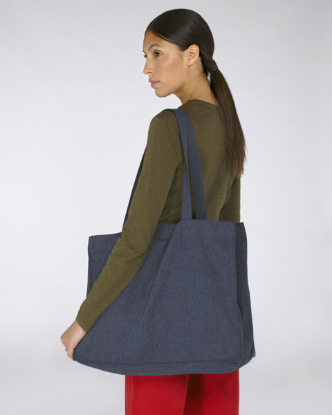 Shopping Bag Midnight Blue