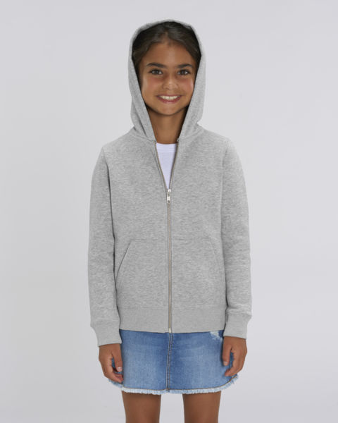 Mini Runner Heather Grey