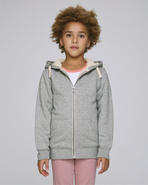 Mini Voyages Sherpa Heather Grey