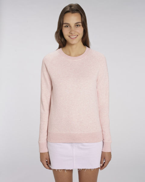 Stella Tripster Cream Heather Pink