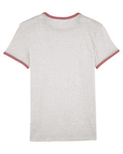 Stella Returns Cream Heather Grey Heather Cranberry 3