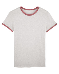 Stella Returns Cream Heather Grey Heather Cranberry 4