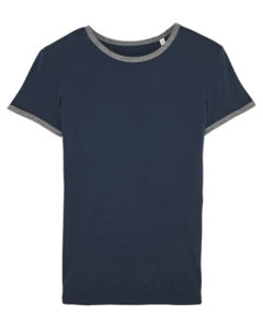 Stella Returns Navy Mid Heather Grey 4