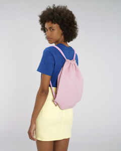 Gym Bag Cotton Pink
