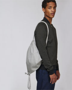 Gym Bag Heather Grey