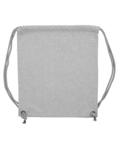Gym Bag Heather Grey 2