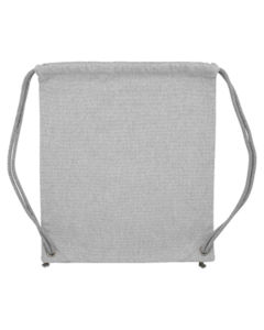 Gym Bag Heather Grey 3