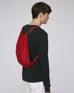 Gym Bag Red 2