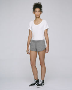 Stella Cuts Mid Heather Grey