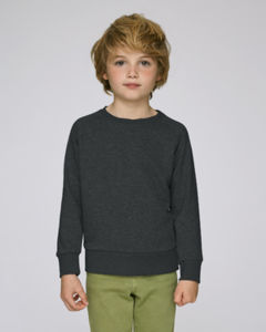 Mini Scouts Dark Heather Grey 1