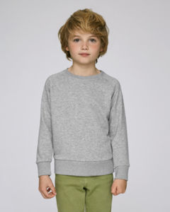 Mini Scouts Heather Grey 1