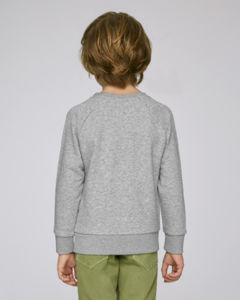 Mini Scouts Heather Grey 3