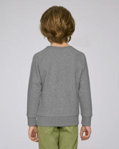 Mini Scouts Mid Heather Grey 3