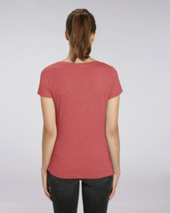 Stella Lover Mid Heather Red 1
